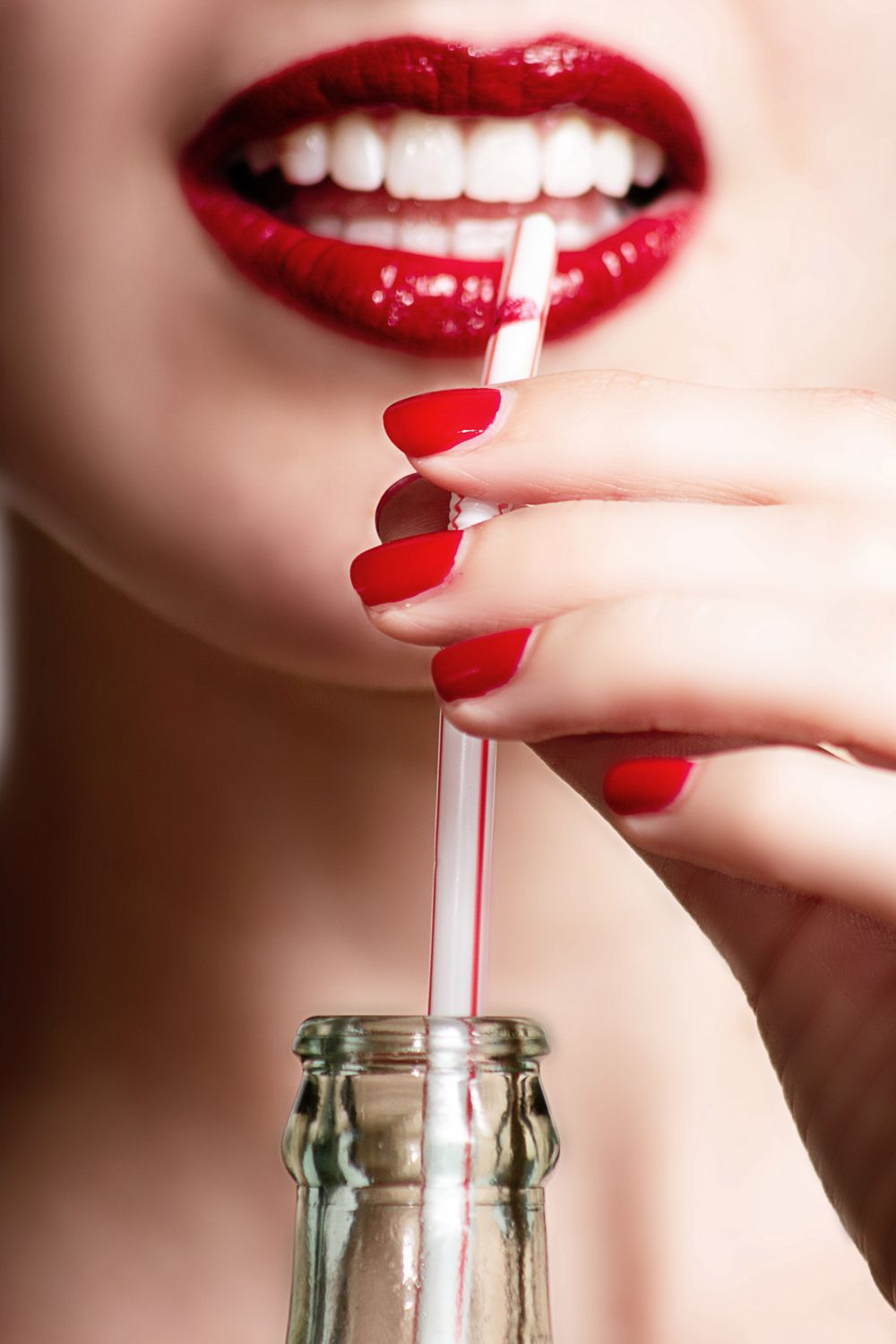 Ask an Expert How Do I Keep Lipstick Off My Teeth? (With