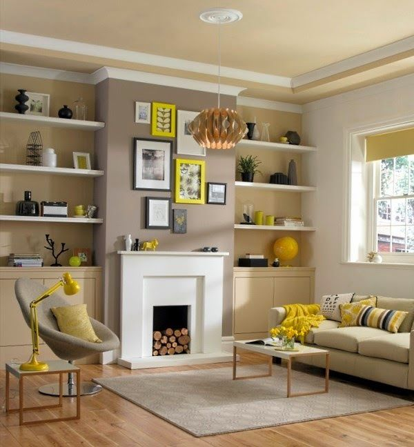 Wall Shelving Units For Living Room