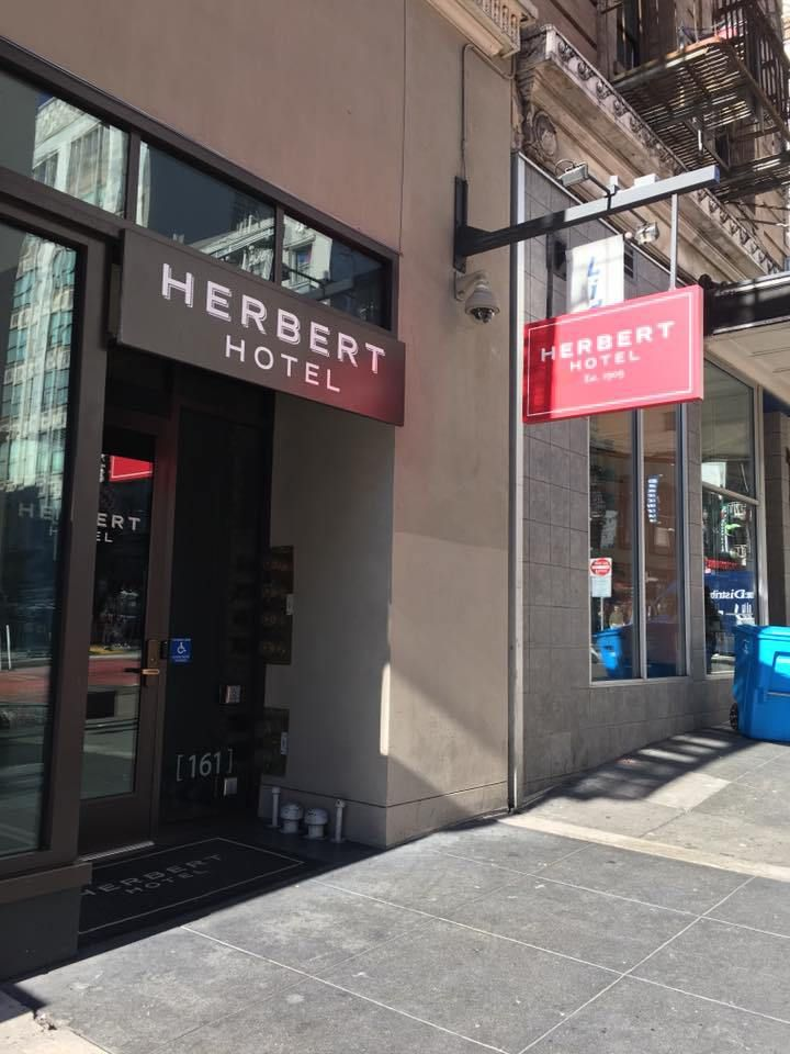 A Review Of The Herbert Hotel In San Francisco California Usa San Francisco Hotel Hotel Weekend In San Francisco