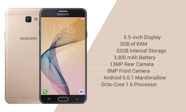 Specification Samsung Galaxy J7 Prime And The Latest Price 2017