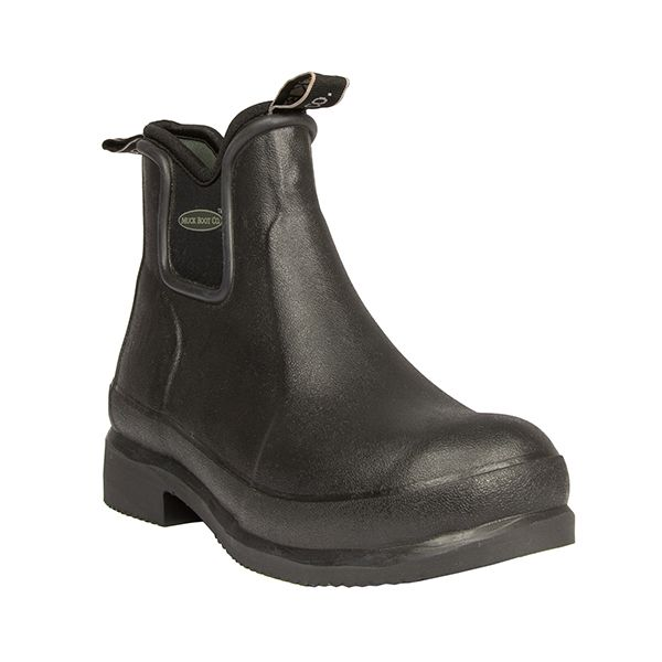 This sturdy stable boot will keep you warm and dry whilst you're mucking out. Strong, clean rubber overlays and the articulated heel make this a great boot for time in the saddle too.   [www.muckbootco.co.uk]