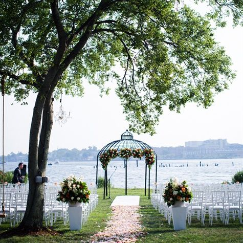 Angelina's Ristorante Waterfront Ceremony Space