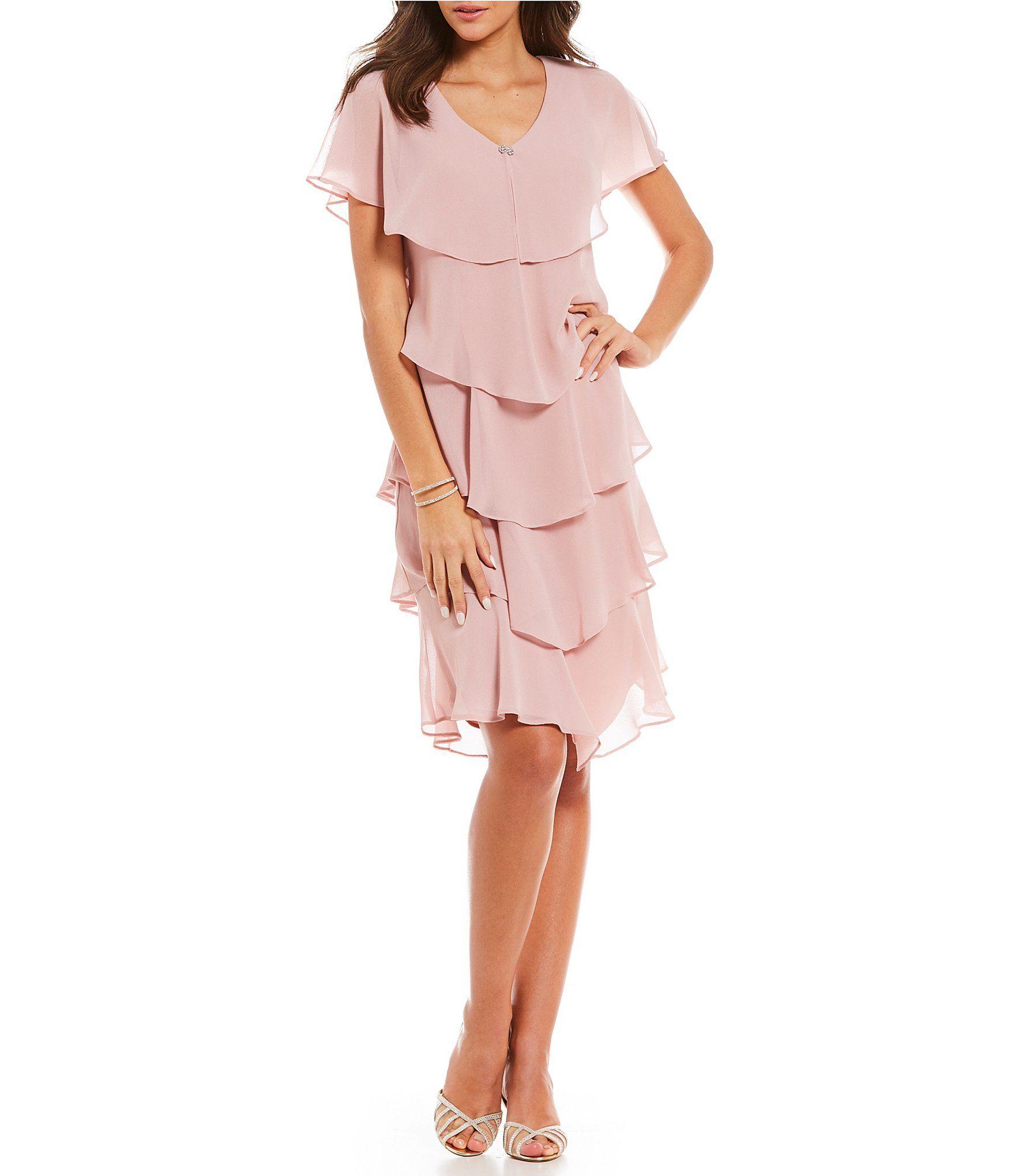 Moderno Dillards Dresses For Wedding Colección - Colección del ...