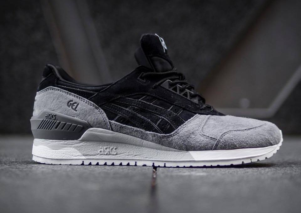 Chaussure Asics Gel Respector 'Moon Crater' Black ...