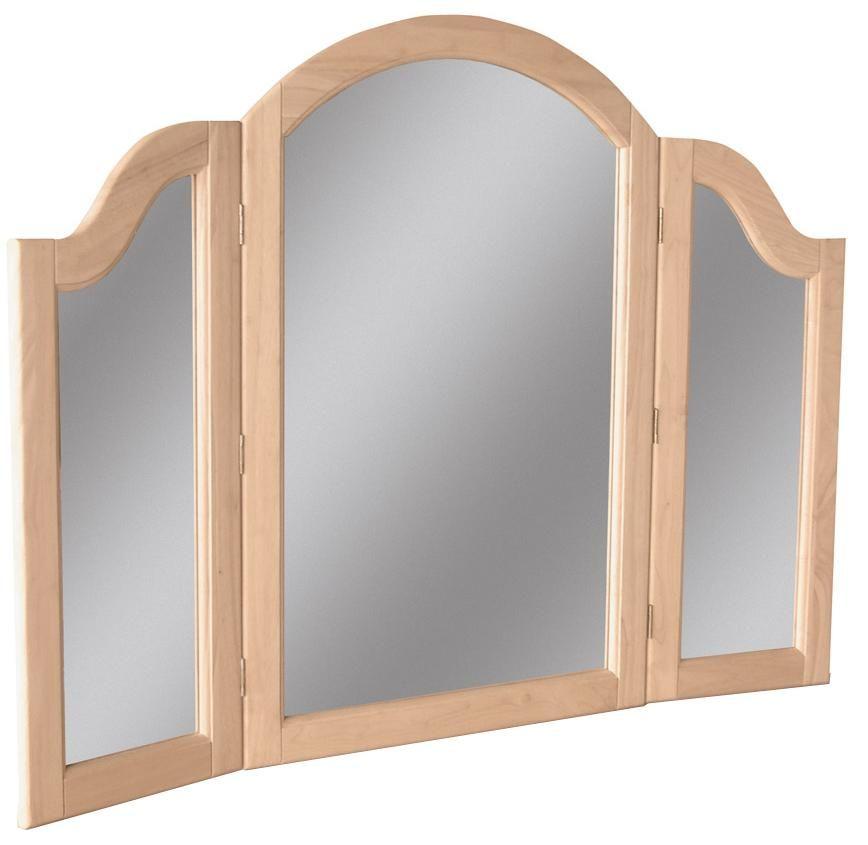 330 TriFold Mirror Harrisburg Mechanicsburg York Furniture