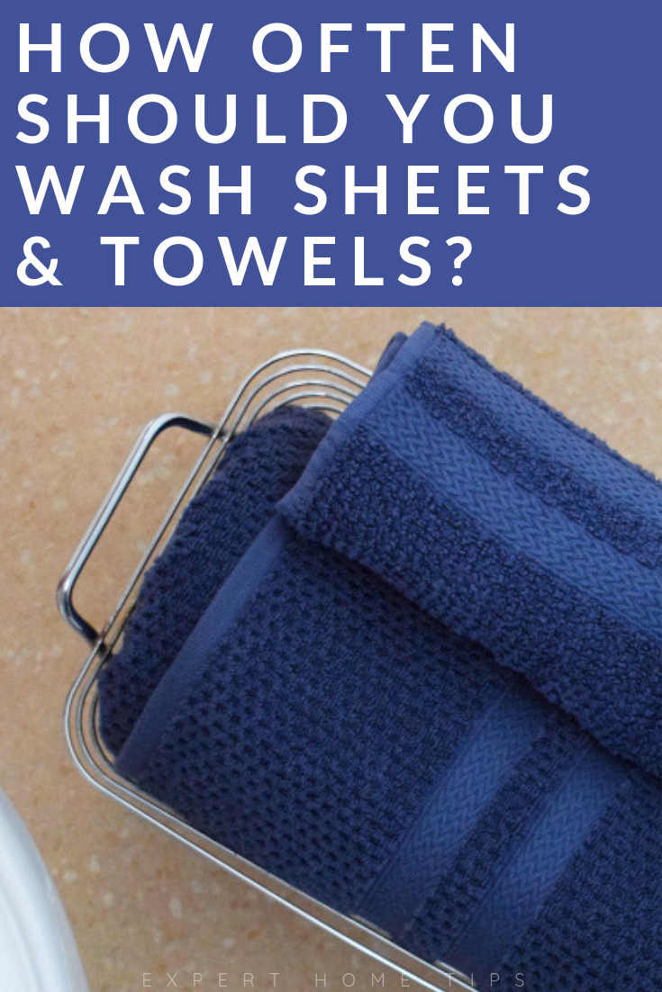 Revealed How Often Should You Really Wash Sheets Towels Wash