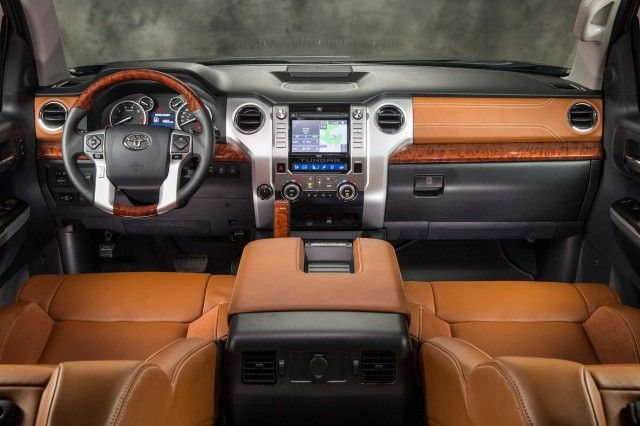 2016 Toyota Tundra Review Ratings Specs Prices And Photos The Car Connection