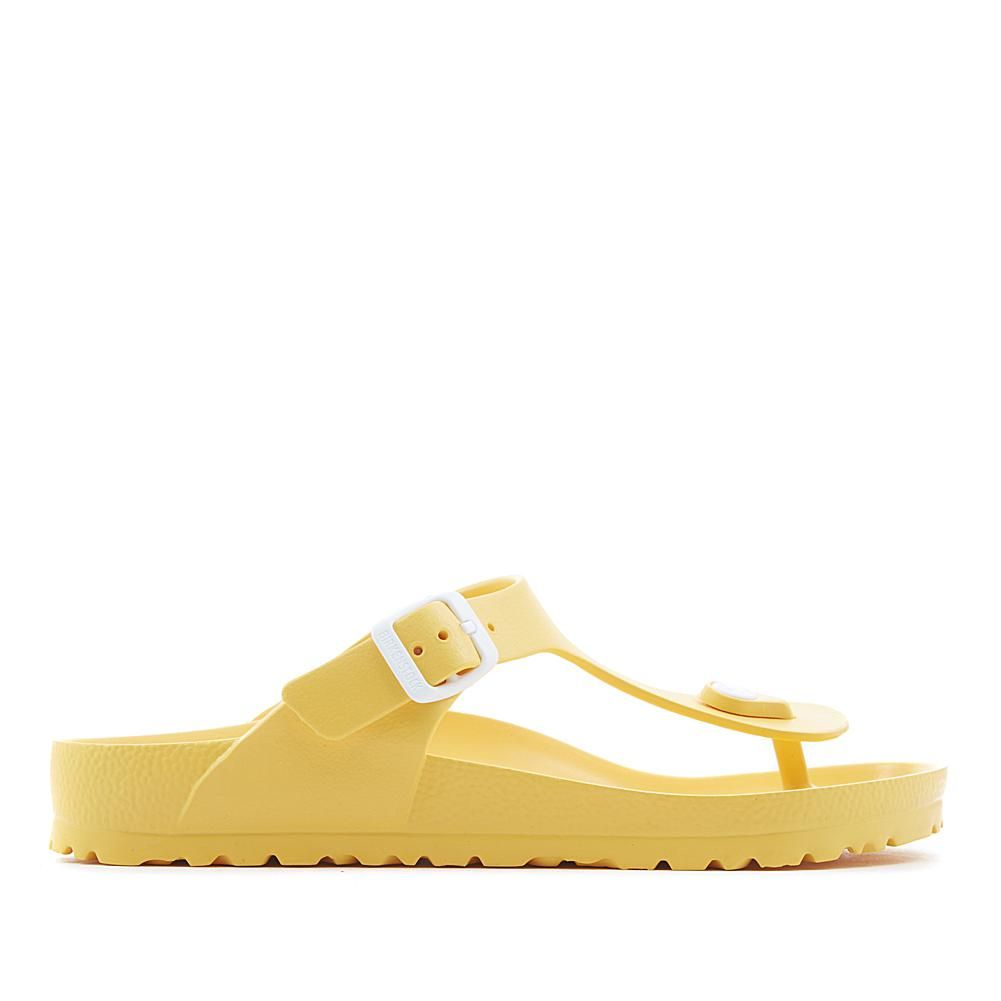 dfebe178f Birkenstock Gizeh Essentials EVA Thong Sandal - Fashion Colors - Yellow