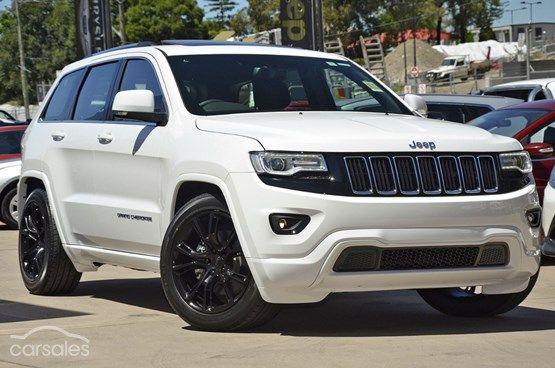 2015 Jeep Grand Cherokee Laredo Auto 4x2 My15 52 880 Jeep Jeep