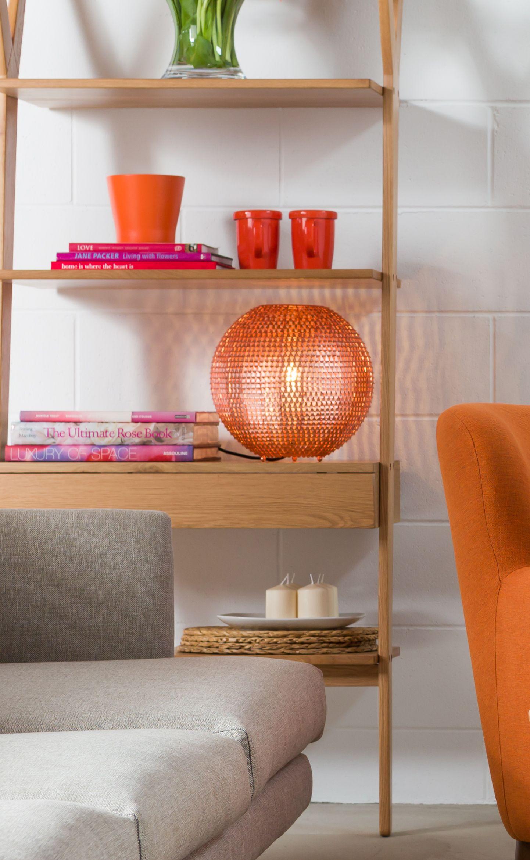 Room · LIGNUM Oak Shelves