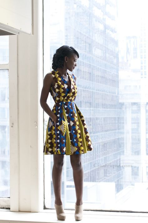 CIAAFRIQUE ™   AFRICAN FASHION-BEAUTY-STYLE: STELLA JEAN SPRING/SUMMER 2013 READY TO WEAR COLLEC