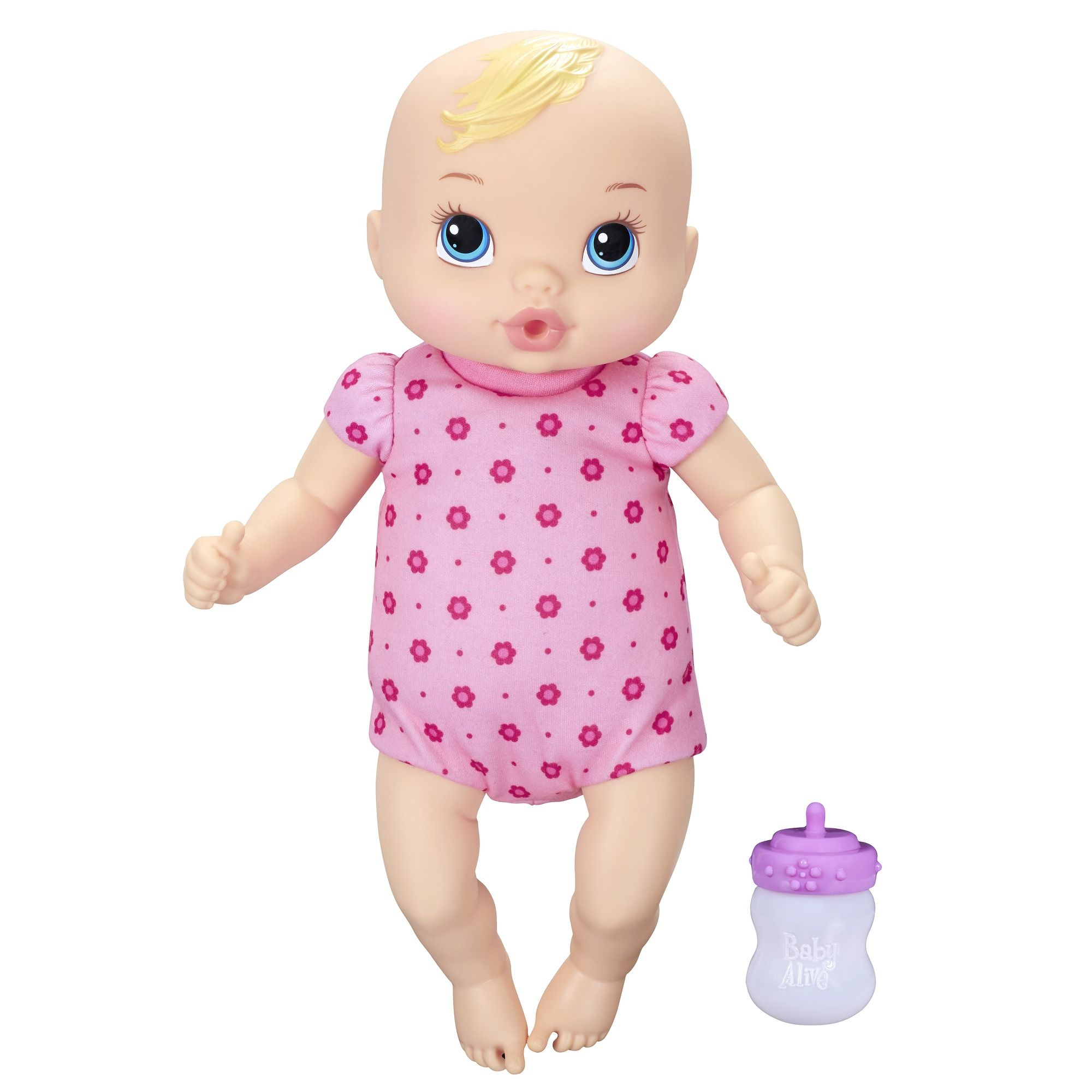 Baby Alive Luv A N Snuggle Baby Blonde Multi Color Baby Alive Dolls Best Baby Doll Realistic Baby Dolls