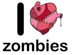 LOL, I have a Passion for Zombies!