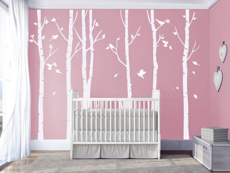 Etsy Nursery Decals