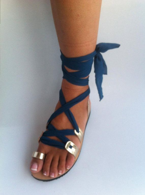 sandales en cuir sandales gladiateur chaussures femmes sandales femmes sandales grecques. Black Bedroom Furniture Sets. Home Design Ideas