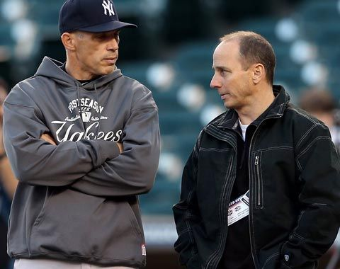 2012-10-27 Looking to '13, changes could be in store. With many key free agents, GM Brian Cashman will have some tough decisions to make this offseason.