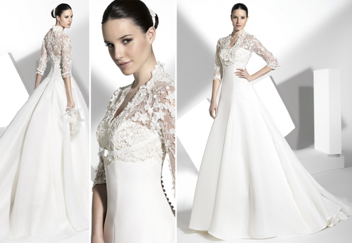70 Breathtaking Wedding Dresses to Look like a real princess   Real ...