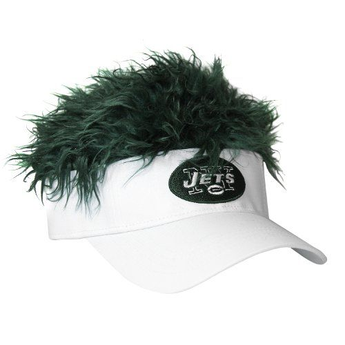 lol i should get this ! NFL New York Jets Flair Hair Adjustable Visor, White Conc... https://www.amazon.com/dp/B00CIQRD3G/ref=cm_sw_r_pi_dp_x_FRa2xbCNZ5G0M
