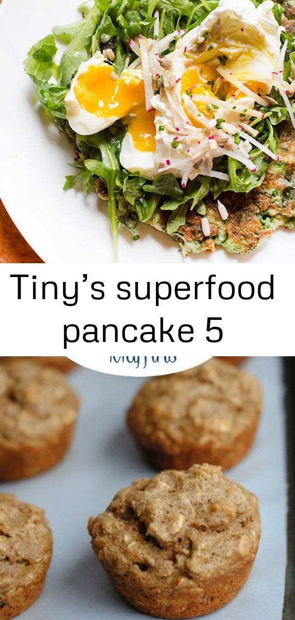 Tinys superfood pancake 5 Tinys Superfood Pancake Recipe  Garance Doré Back to school means back to busy mornings and mom wanting the kids to have a good strong st...