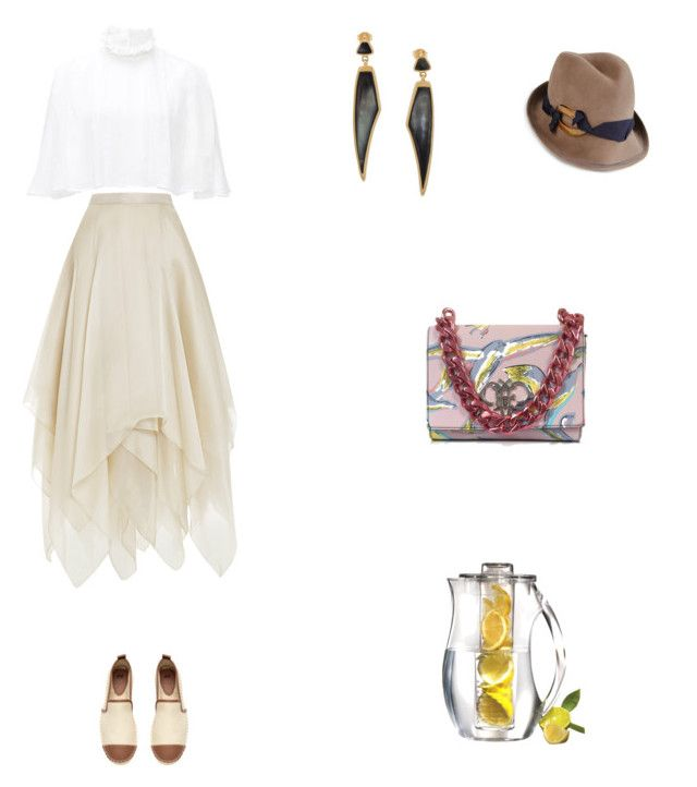 """""""Grace"""" by zoechengrace on Polyvore featuring A La Russe, Maiyet, Lola, H&M, Prodyne and Emilio Pucci"""