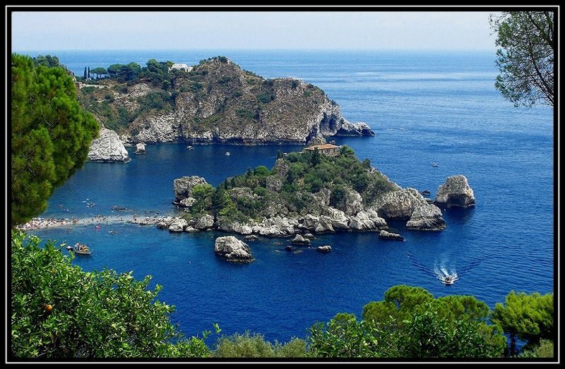 Isola Bella Taormina, SicilyItaly Places That Intrigue