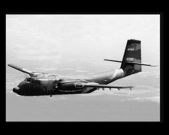 Dehavilland Caribou C7-a Airplane Flight Manual