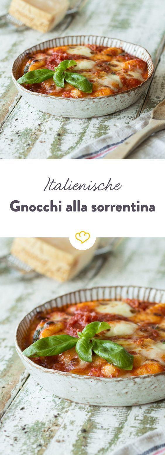 Photo of Das Original aus Italien: Gnocchi alla Sorrentina