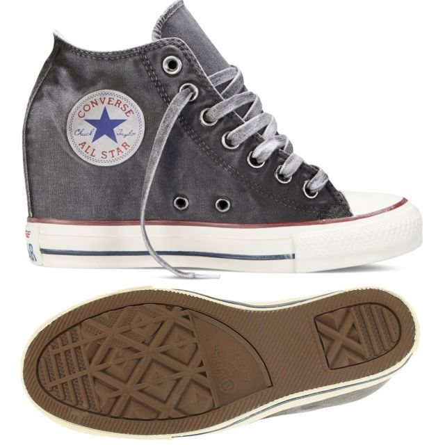 converse chuck taylor ct lux mid canvas