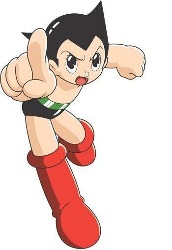 Astroboy Astro Boy Astro Cartoon