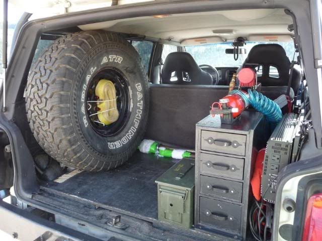 Please share photos of your cargo area. Page 20 NAXJA