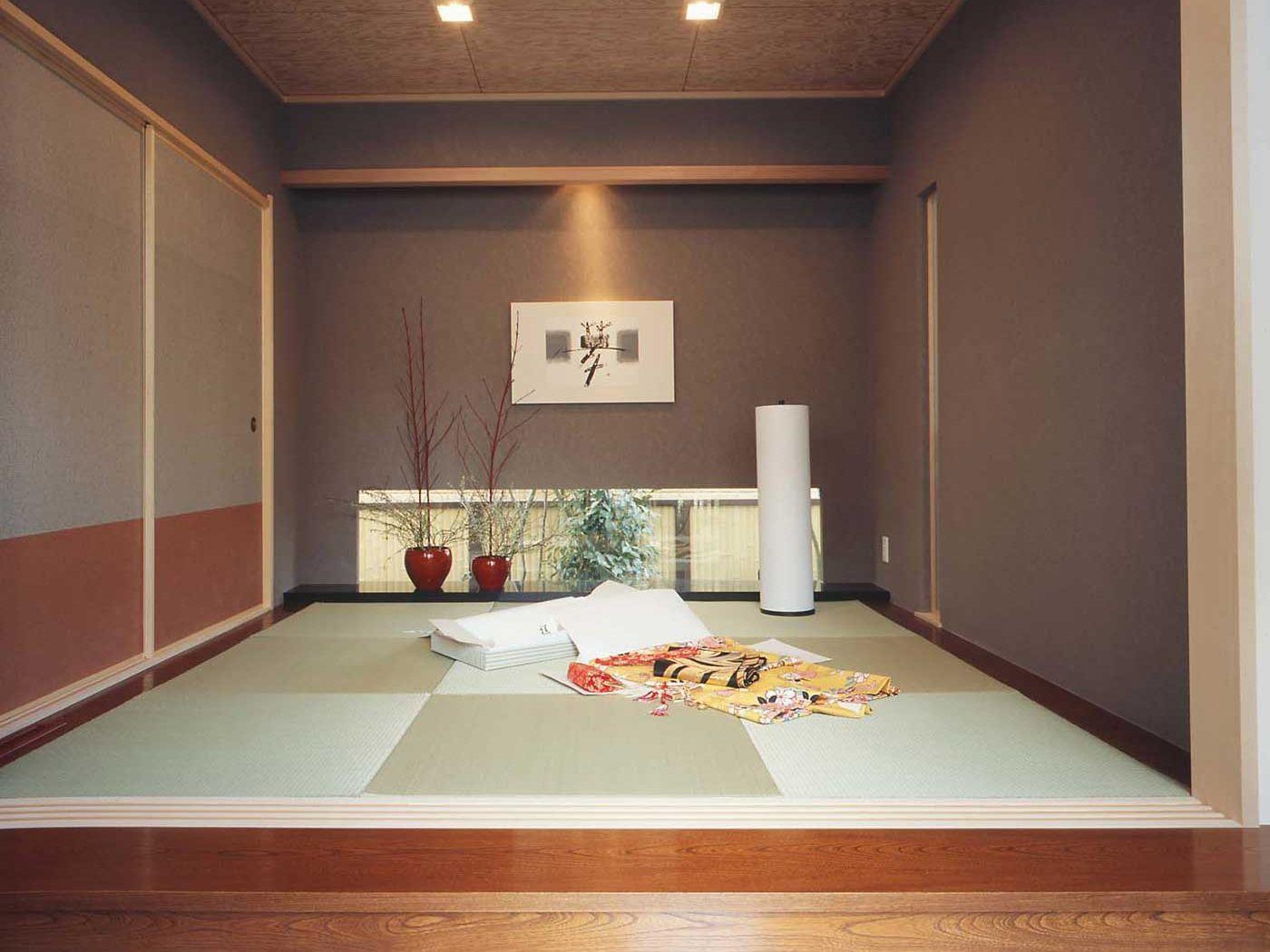 シンプルな壁紙 モダンな和室 イメージ 和室 シンプルな壁紙 注文住宅