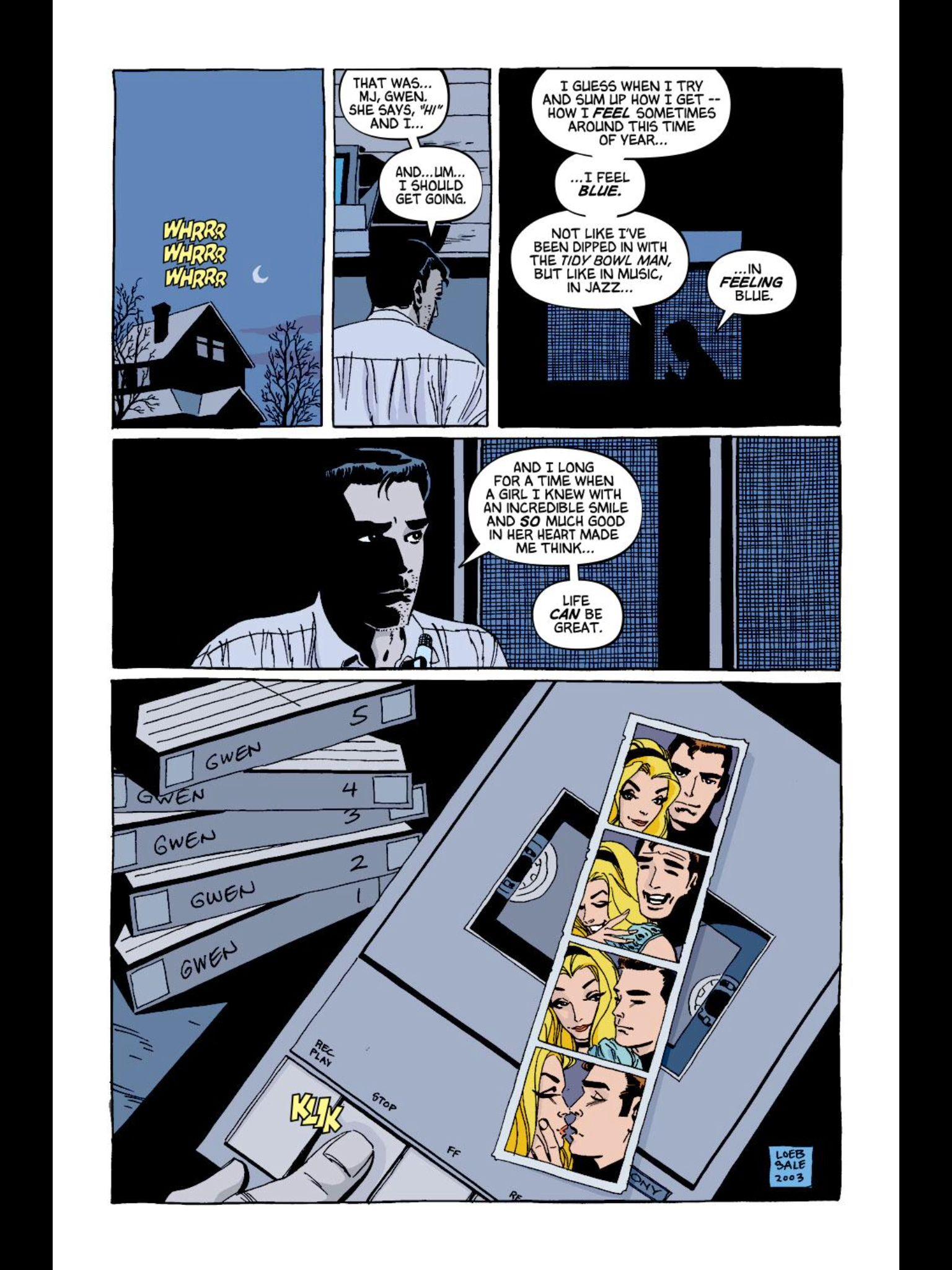 Spider Man Blue Ending So Emotional The Gwen Stories Always Hacks And Mods Blaspheme Clock Break My Heart