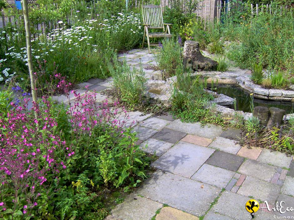 Arteco bestrating oude tegels gardening pinterest for Eenvoudige tuinontwerpen