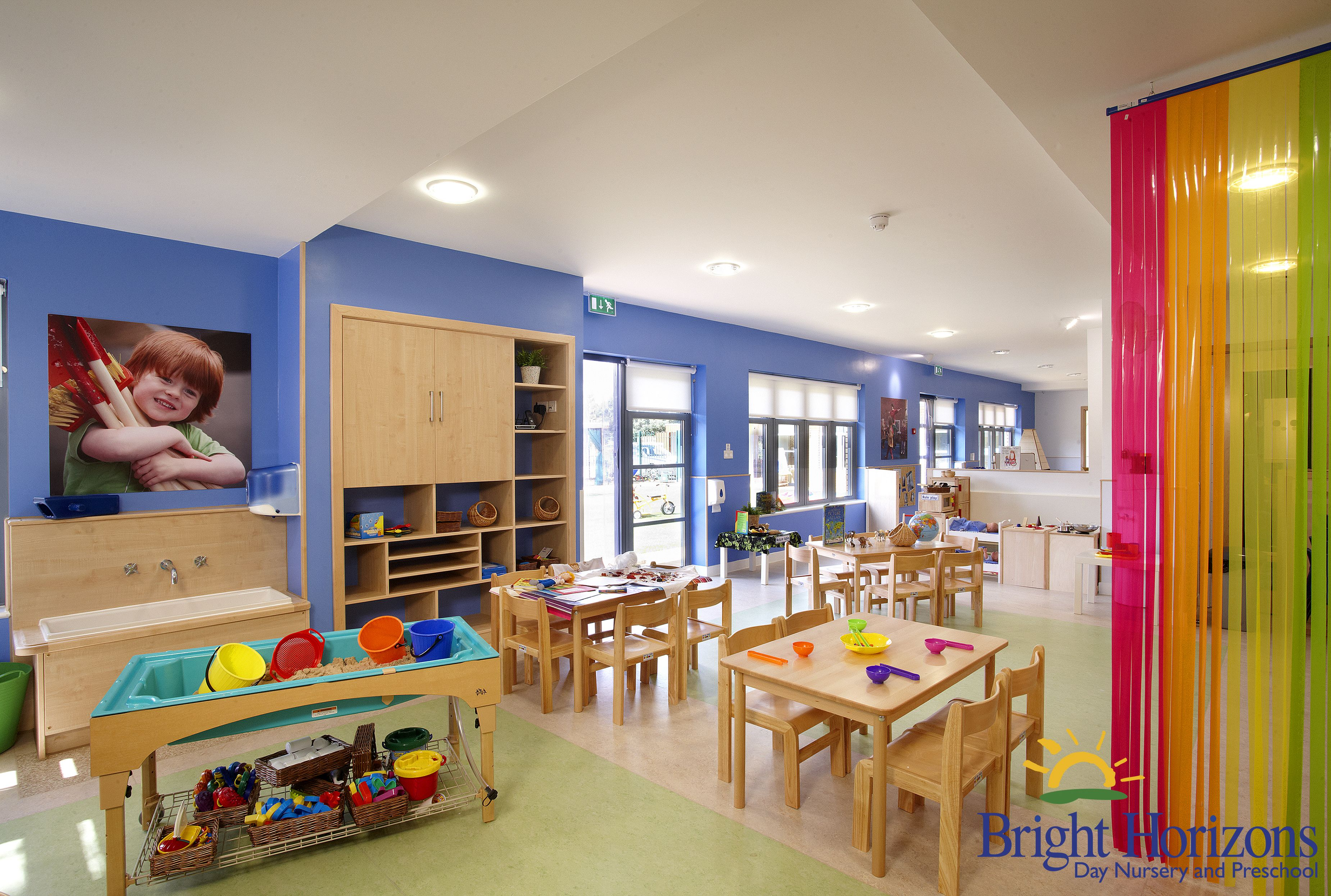 Bright Horizons Nursery In Church Crookham Near Fleet