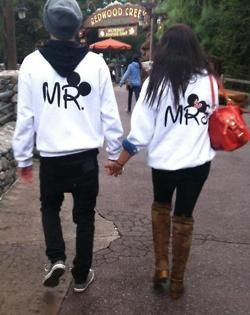Mr & Mrs., yes this will be my next project