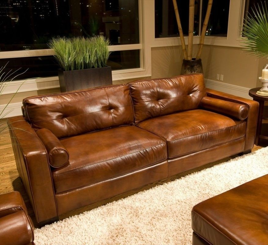 46 Inch Deep Sofa Modern Set