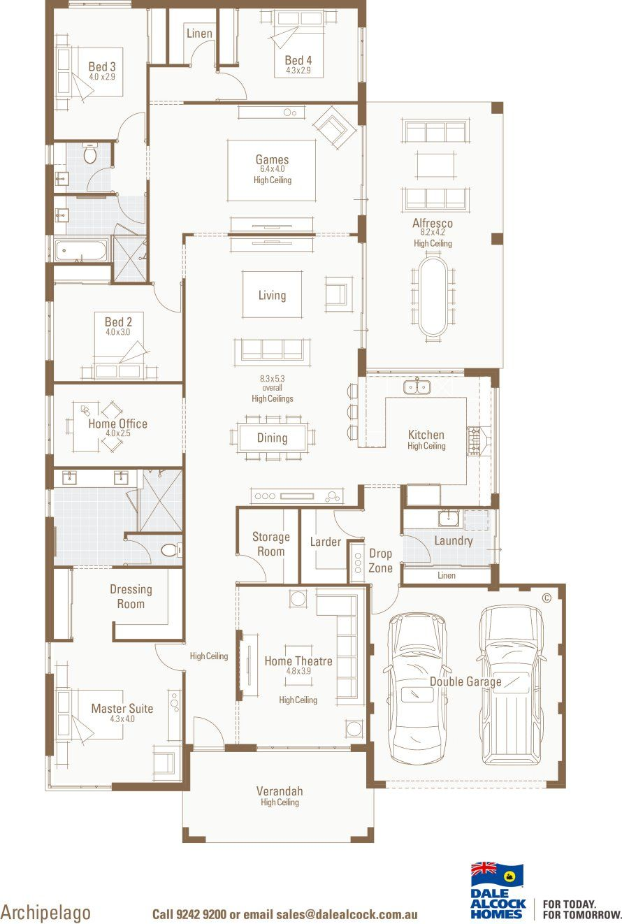 Home Designs Home Design Floor Plans Craftsman Floor Plans Dream House Plans