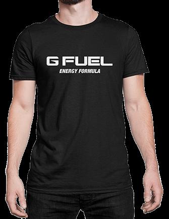 The Og Black G Fuel Logo Shirt Logo Shirts Black Shirt Shirts
