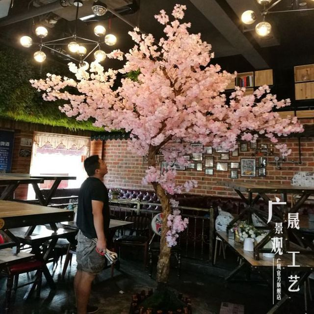 Pin By Laurie N Michael Nunez On Ideea Artificial Cherry Blossom Tree Cherry Blossom Party Wedding