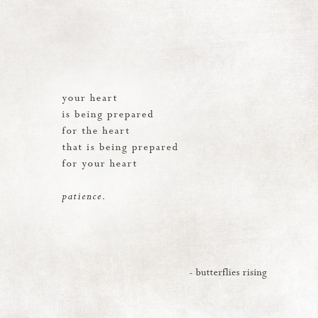 your heart is being prepared for the heart that is being prepared for