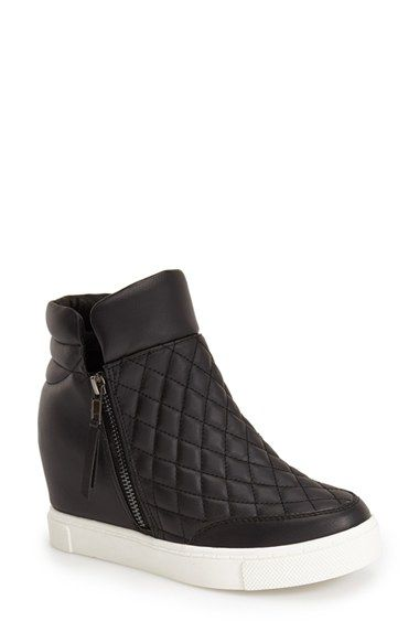 Steve Madden 'Linqs' Hidden Wedge Sneaker (Women) available at #Nordstrom