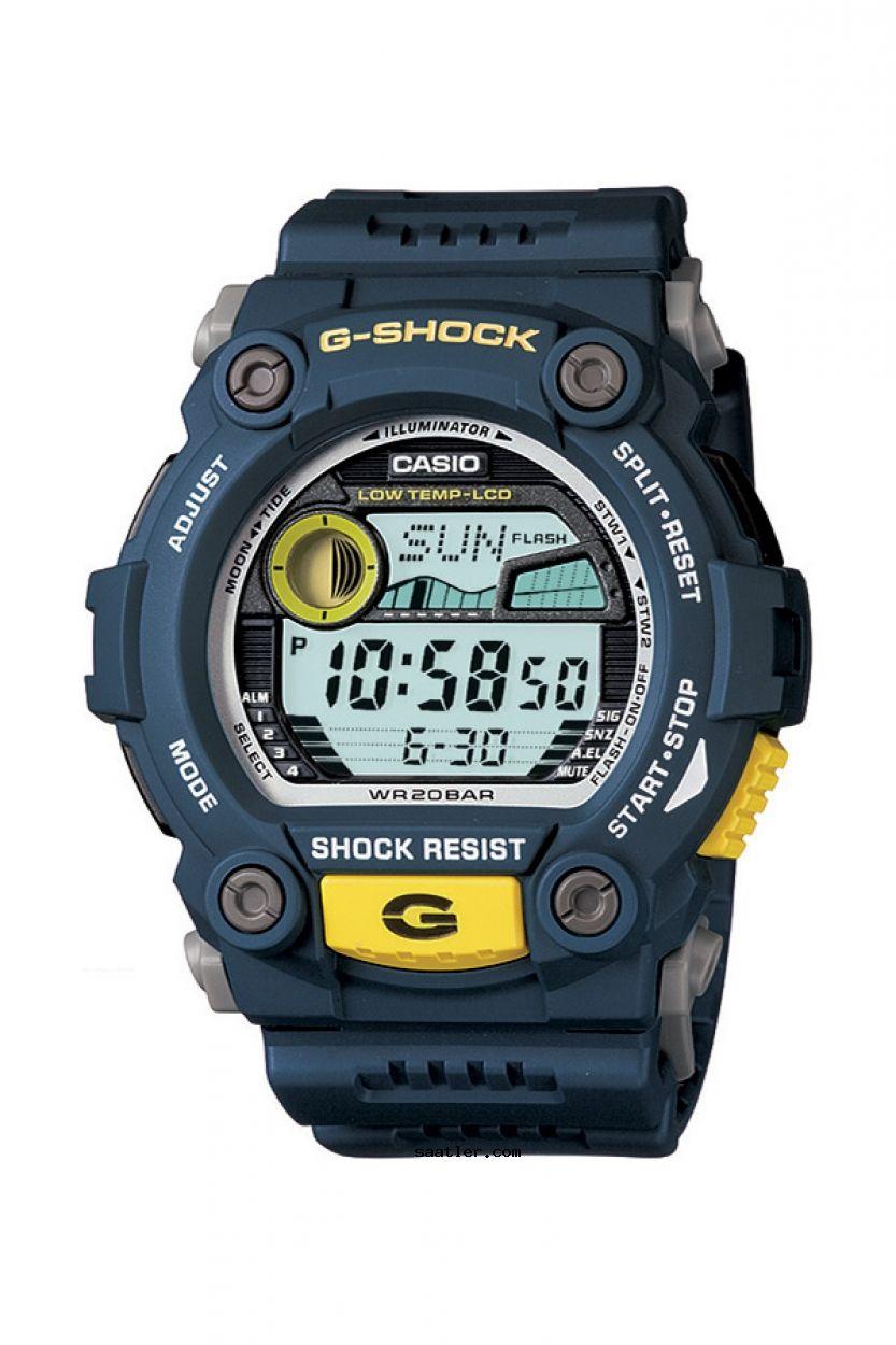 Casio G Shock G 7900 2dr Kol Saati G Shock Erkek Tarzlari Ve Mineraller