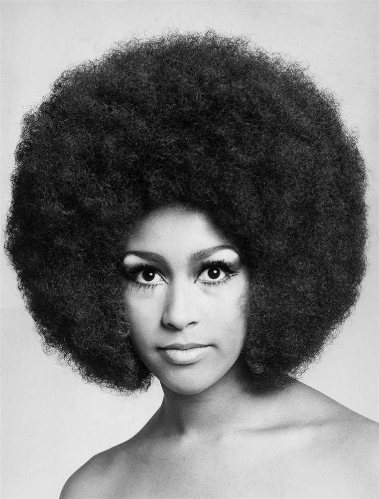 Un-lock-ing the past: Throwback hairstyles | Curly, Sixties hair ...