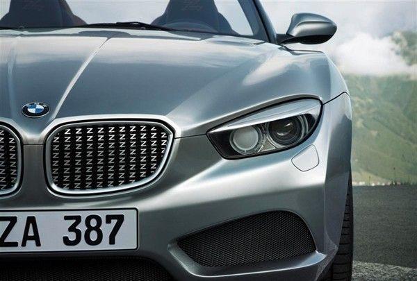 ZIPPING INTO TOWN: BMW ZAGATO ROADSTER