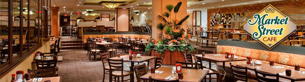Market Street Café In Las Vegas California Hotel
