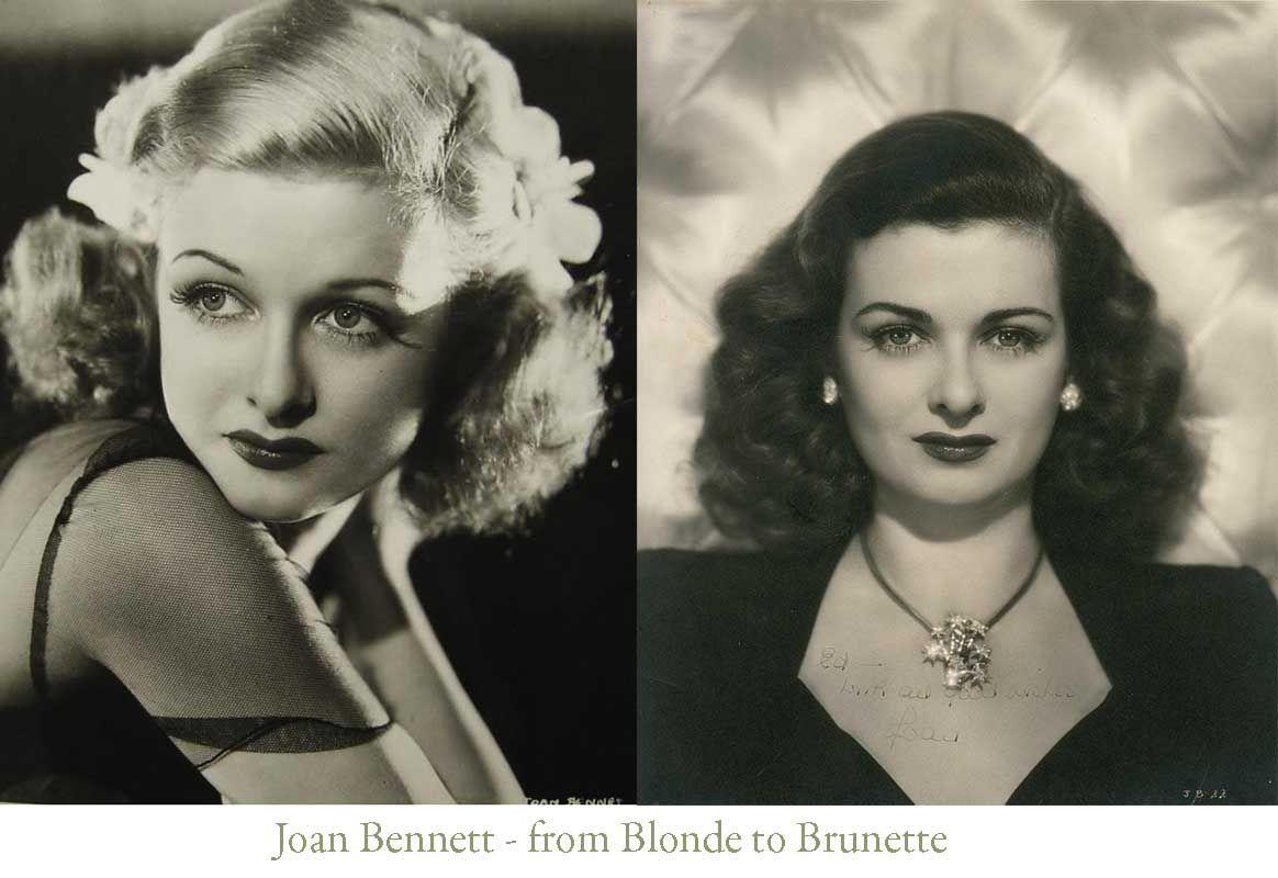Pin on Joan bennett