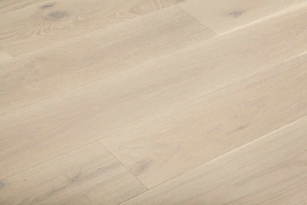 Builddirect Vanier Engineered Hardwood Artisan Brushed Oak Collection In 2020 Engineered Hardwood White Oak Laminate Flooring Flooring