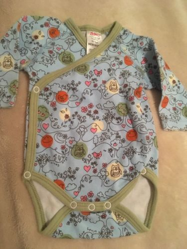 Zutano Itzy Bitzy organic newborn one piece outfit onesie baby girl bird owl  https://t.co/UOPKUYukAH https://t.co/dZCWICj2IW