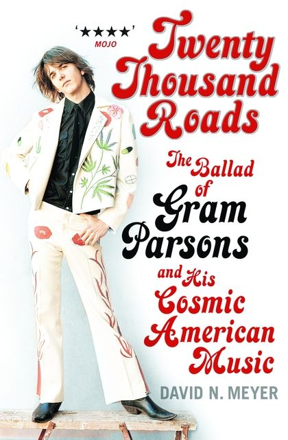"""""""Just because we wear sequined suits doesn't mean we think we're great, it means we think sequins are great."""" - Gram Parsons"""