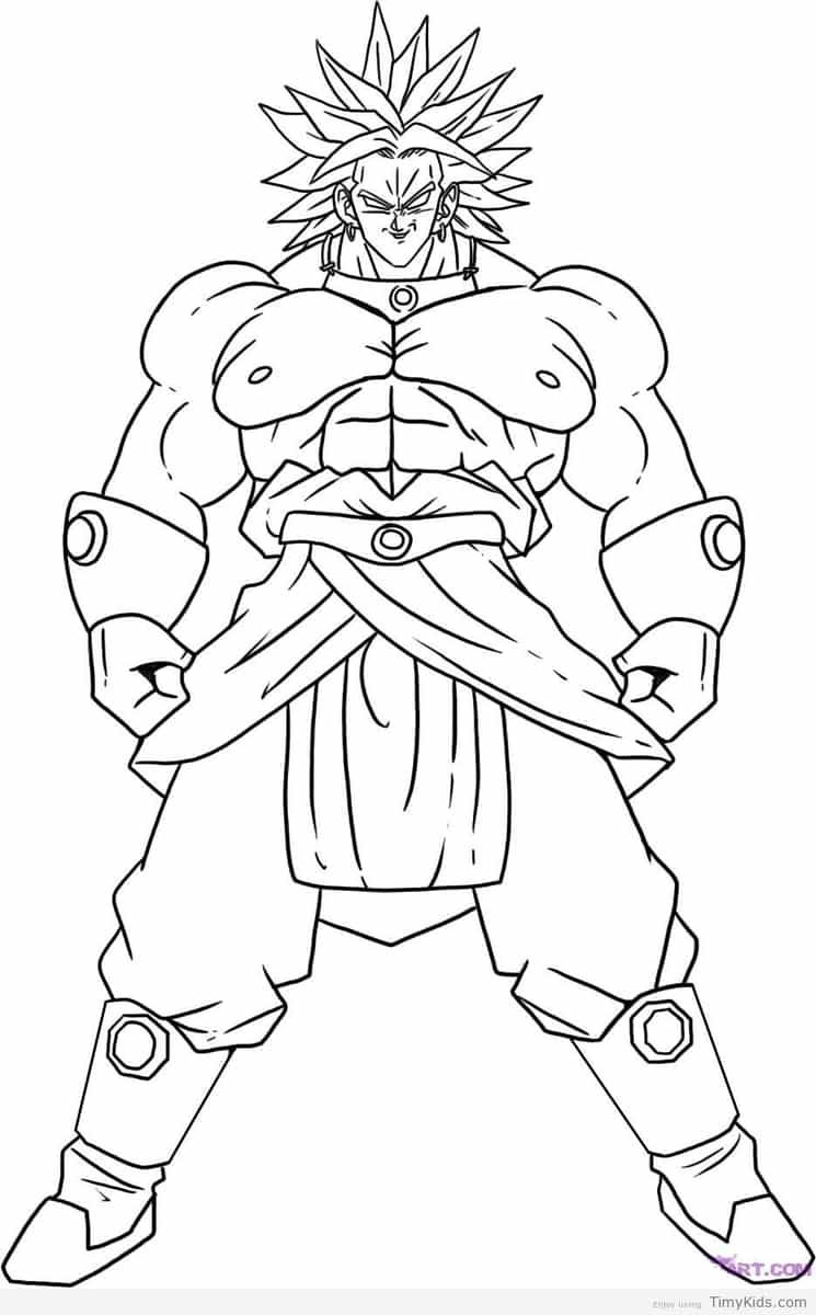 http://timykids.com/dragon-ball-z-coloring-pages-printable.html ...